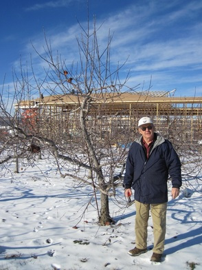 November Is A Month For Clean Up And Winter Preparation. The Orchards Are  Emptied And Mowed One More Time. Harvest Equipment Is Repaired, Greased, ...